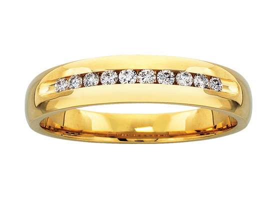 8c6cf7215 GOLD. Gold has always been a standard for engagement and wedding jewelry ...