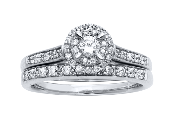 The Easiest Way To Match Engagement Ring And Wedding Band Is Purchase A Set That S Been Designed Go Together These Bridal Sets Are Found At